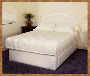 The Mudbed Waterbed from British Waterbed Company